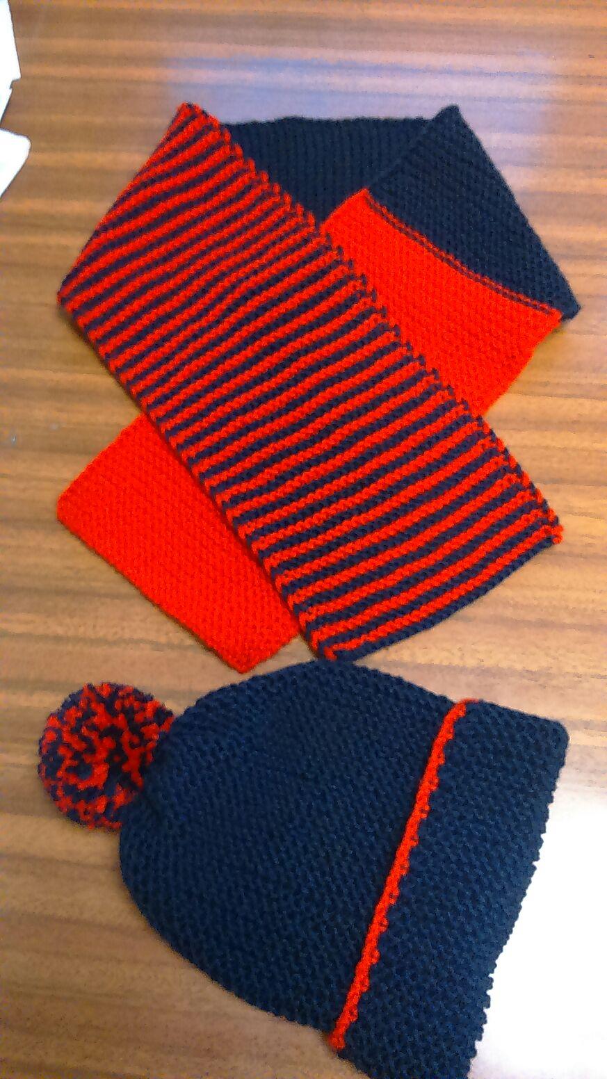 Cappellino con sciarpa per bambino  4d98c13ca600