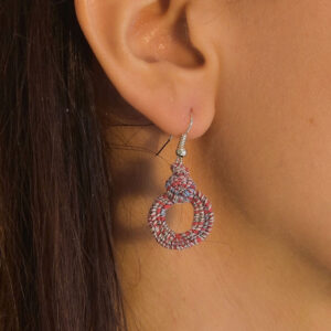 Etnic earrings