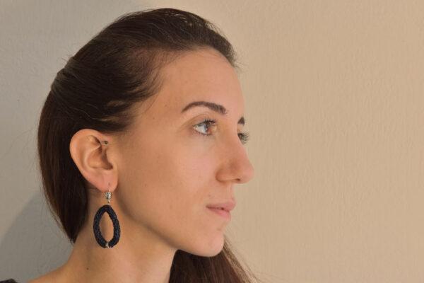orecchino tondo
