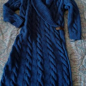 Blu navy dress
