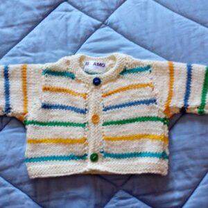 Baby's cardigan