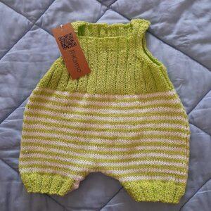 Salopette neonato